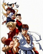 Free Street Fighter phone wallpaper by mexiking713