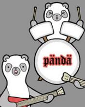 Free Panda phone wallpaper by meevs