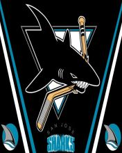 Free San Jose Sharks Black phone wallpaper by ryno415