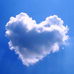 Free Love Cloud phone wallpaper by iamlal2