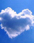 Love Cloud wallpaper 1