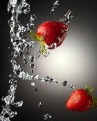 Berries wallpaper 1