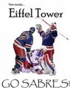 Eiffel Tower - New York Rangers