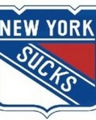 New York Rangers new logo