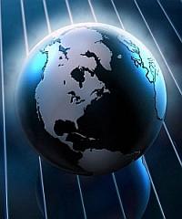 Free Blue Earth phone wallpaper by iamlal2