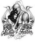 ALWAYS AND FOREVER wallpaper 1