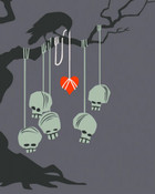 hanging haerts & skulls.jpg