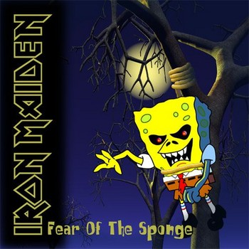 Free iron-maiden-spongebob-716921.jpg phone wallpaper by cacique