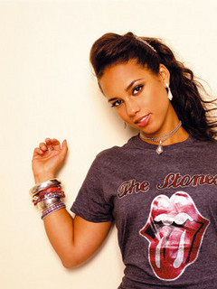 Free Alicia Keys - Stones Shirt phone wallpaper by backseatlove