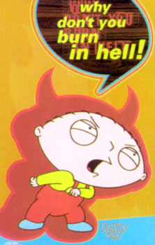 Free Family Guy - Burn in Hell(stewie).jpg phone wallpaper by cacique