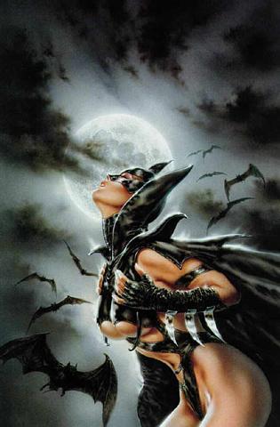 Free Batman - Batgirl.jpg phone wallpaper by cacique
