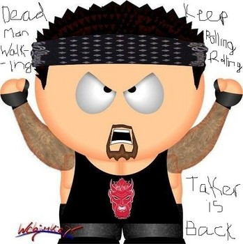 Free WWE South Park The Undertaker funny.JPG phone wallpaper by cacique