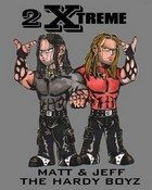 WWE - The Hardy Boyz wallpaper - Jeff and Matt (cartoon).jpg