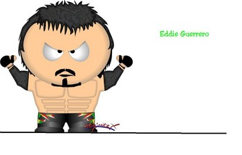 Free WWE - Eddie Guerrero (South Park Edition).jpg phone wallpaper by cacique