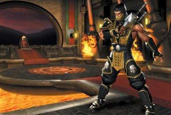 Free The new Scorpion in Mortal Kombat.JPG phone wallpaper by cacique