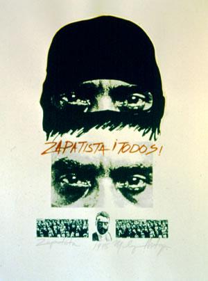 Free zapatista-todos.jpg phone wallpaper by megablast