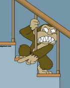 Family Guy - Evil Monkey