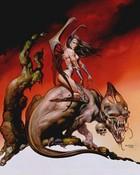 Fantasy art - Boris Vallejo - Queen of the Demons.jpg
