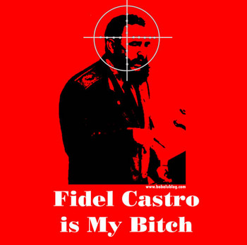 Free fidel-castro-is-my-bitch-crosshairs.jpg phone wallpaper by cacique