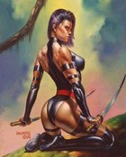 Boris Vallejo - Marvel Comics - X-men- Psylocke.JPG
