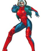 Boris Vallejo - X-men - rogue - Marvel Comics.jpg