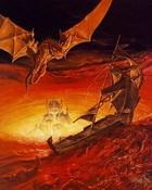 Fantasy Art - Boris Vallejo - Dragons of faith.jpg