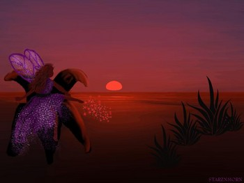Free Fantasy Art - Boris vallejo - Elves & Fairies - Fairy in Moonlight.jpg phone wallpaper by cacique