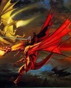 Boris Vallejo - Fight Of Dragons.jpg