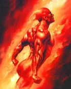 boris vallejo fantasy art marvel comics' fantastic 4's torch.jpg