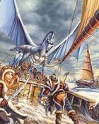 Fantasy art - Boris Vallejo - Dragons of Ice.jpg