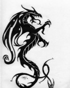ART - DRAGONS - Gothic Dragon Tattoo.jpg