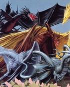 Fantasy Art - Creature - Elemental Dragons.jpg