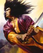 Julie Bell - Wolverine Samurai.jpg wallpaper 1