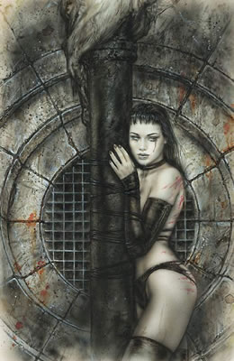 Free Luis Royo-prohibited girly.jpg phone wallpaper by cacique