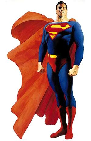 Free DC Comics - Alex Ross - The Man of Steel... Superman !! .JPG phone wallpaper by cacique
