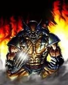 Comics - Marvel - X Men - Wolverine in Fire.jpg