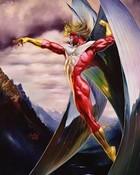 Boris Vallejo - Marvel Comics - Archangel - X-Men.jpg