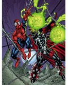 Comics - Marvel - Spawn And Spiderman.jpg