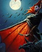 Fantasy Art - Vampire W Bats.jpg