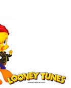 Looney_tunes Wallpaper tweety Cool Bird.jpg