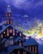 town square christmas.jpg wallpaper 1