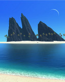 Free endless blue n01.jpg phone wallpaper by cally