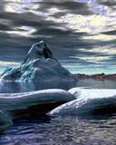 Free ice flow n01.jpg phone wallpaper by cally