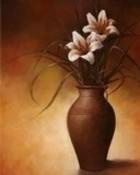 lilies in brown.jpg