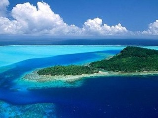 Free Bora Bora phone wallpaper by musclelaura