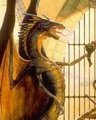 Fantasy Art - Boris Vallejo - (Gothic) Dragons Meal.jpg