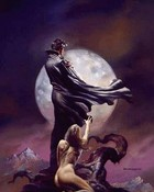 Fantasy art - Boris Vallejo - Vampire Power.jpg wallpaper 1