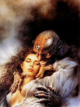 Free Luis Royo - Fantasy Art - Ancient Vampire.jpg phone wallpaper by cacique