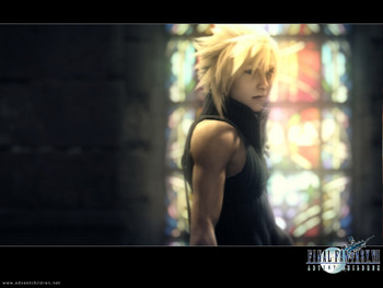 Free Cloud Closeup - Final Fantasy VII Advent Children.jpg phone wallpaper by cacique