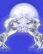 Unicorn Pics-Unicorns crossed horns- (44) fantasy mythology 3D wallpaper.jpg